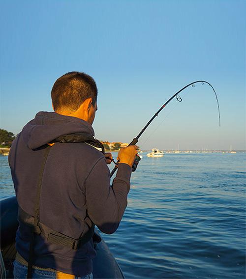 photo pêche sportive
